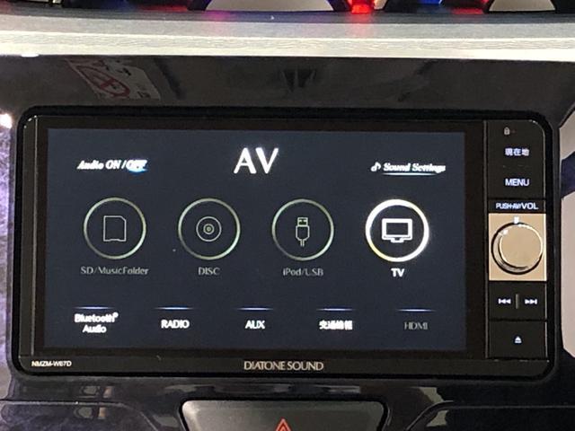 カスタムRS トップエディションSAIII ナビゲーション ETC車載器搭載 LEDヘッドランプ リアドア両側パワースライドドア機能 15インチアルミホイール キーフリーシステム(5枚目)