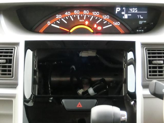 ダイハツ タント X SAIII 左側電動スライドドア オートハイビーム