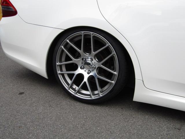 ロイヤルサルーン新品車高調 新品19インチ 新品LEDフォグ(5枚目)