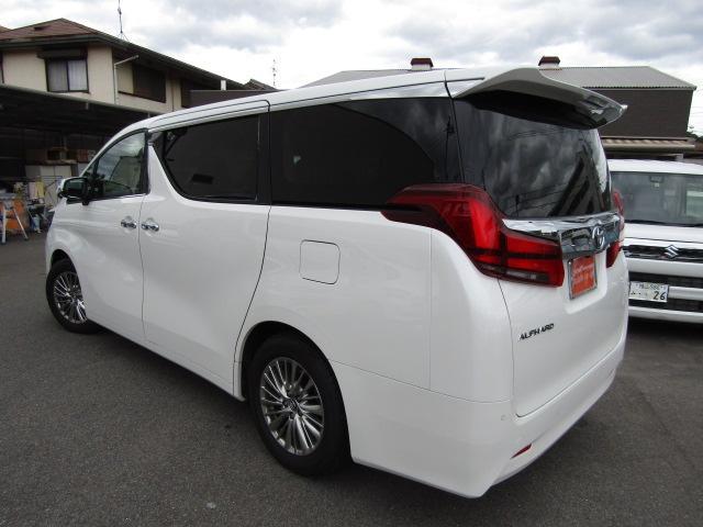 「トヨタ」「アルファード」「ミニバン・ワンボックス」「広島県」の中古車7