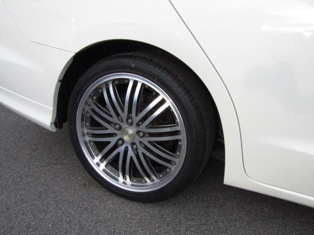 Mファインスピリット アブソルートバンパー LEDフォグ LEDスモール 車高調 18インチ 新品タイヤ4本付き グリルバンパーメッキブラック塗装(5枚目)