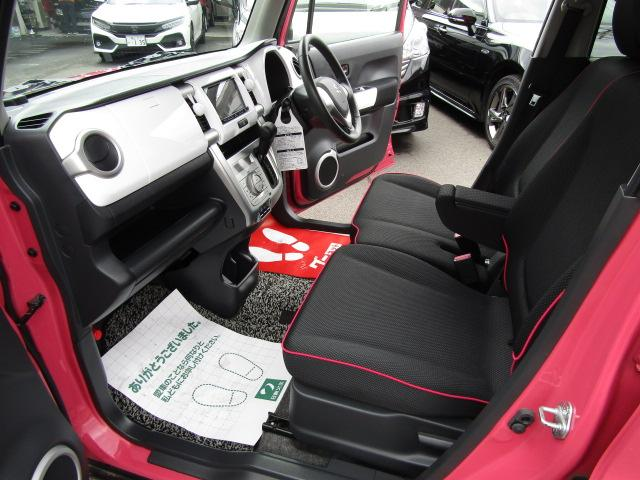 X 車高調 ドラレコ 新品SDナビTVフルセグBluetooth Bカメラ ETC スマートキー 4WD HIDライト シートヒーター 15インチ 2021年製品タイヤ4本交換済(17枚目)