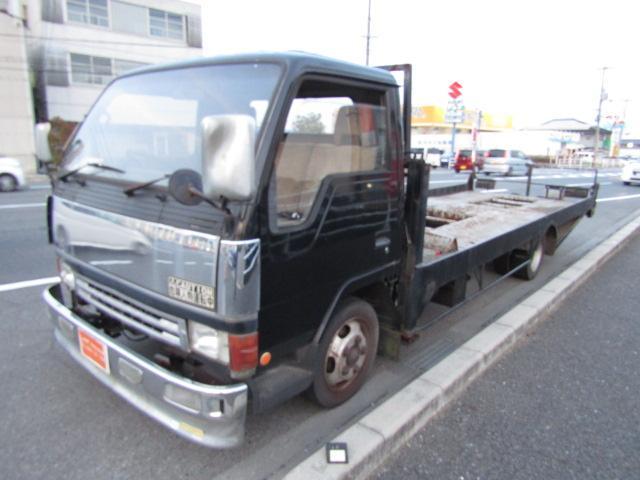 キャリアカー 積載車 3人乗り(5枚目)