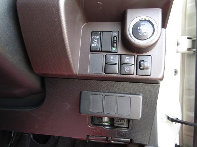 X S セーフティセンス SDナビTV Bluetooth Bカメラ ETC 左側PWスライドドア スマートキー(11枚目)
