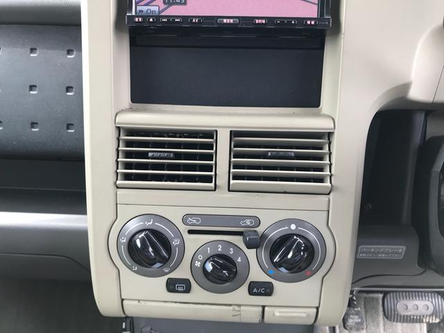 日産 キューブ SX TV ナビ ミニバン 5名乗り エアコン CD DVD