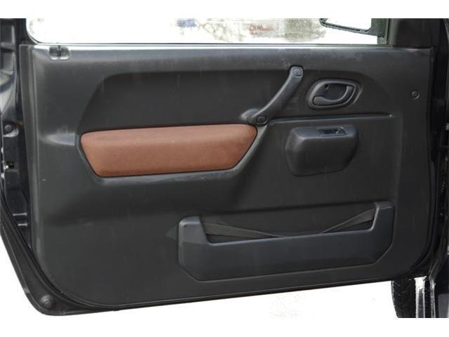 ランドベンチャー 4WDターボ ルーフレール 背面タイヤ(4枚目)