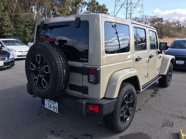 「その他」「クライスラージープ ラングラーアンリミテッド」「SUV・クロカン」「鳥取県」の中古車21