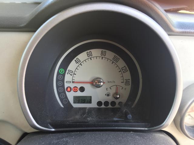 マツダ スピアーノ ターボ キーレス ABS 13インチアルミ フルフラット