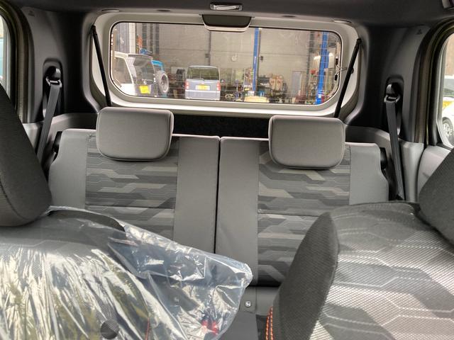 Gターボ 届出済未使用車 スタイルパック ダークブラックメッキパック ドライブレコーダー 9インチナビ バックカメラ フルセグTV Bluetooth LEDヘッドライト コーナーセンサー 純正AW15インチ(22枚目)