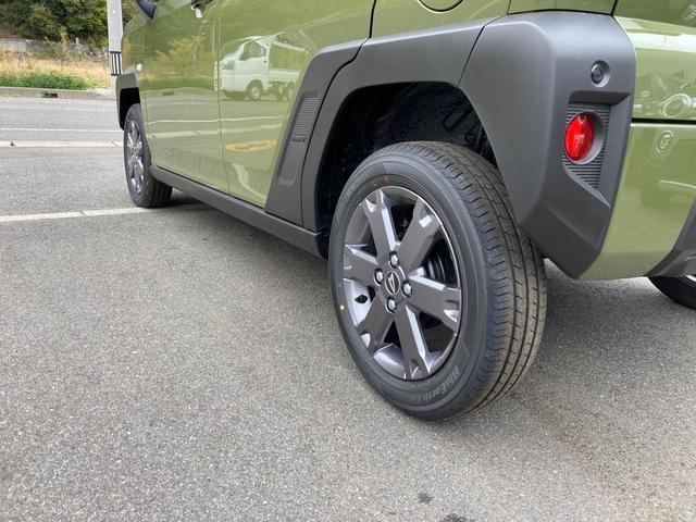 Gターボ 届出済未使用車 スタイルパック ダークブラックメッキパック ドライブレコーダー 9インチナビ バックカメラ フルセグTV Bluetooth LEDヘッドライト コーナーセンサー 純正AW15インチ(30枚目)
