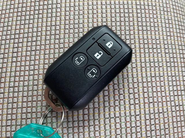 ハイブリッドX セーフティーサポート 禁煙車 両側電動スライドドア バックソナー スマートキー オートエアコン シートヒーター ルーフレール 盗難防止システム ベンチシート フルフラット(10枚目)