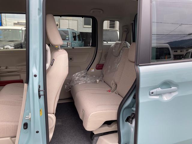 ハイブリッドX セーフティーサポート 禁煙車 両側電動スライドドア バックソナー スマートキー オートエアコン シートヒーター ルーフレール 盗難防止システム ベンチシート フルフラット(16枚目)