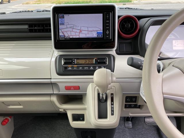 ハイブリッドX セーフティーサポート 禁煙車 両側電動スライドドア バックソナー スマートキー オートエアコン シートヒーター ルーフレール 盗難防止システム ベンチシート フルフラット(36枚目)