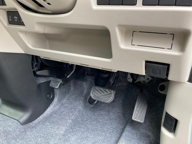 ハイブリッドX セーフティーサポート 禁煙車 両側電動スライドドア バックソナー スマートキー オートエアコン シートヒーター ルーフレール 盗難防止システム ベンチシート フルフラット(46枚目)