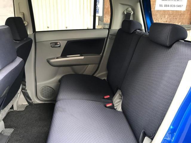 FXリミテッド軽自動車 ブルー CVT AW  スマートキー(20枚目)
