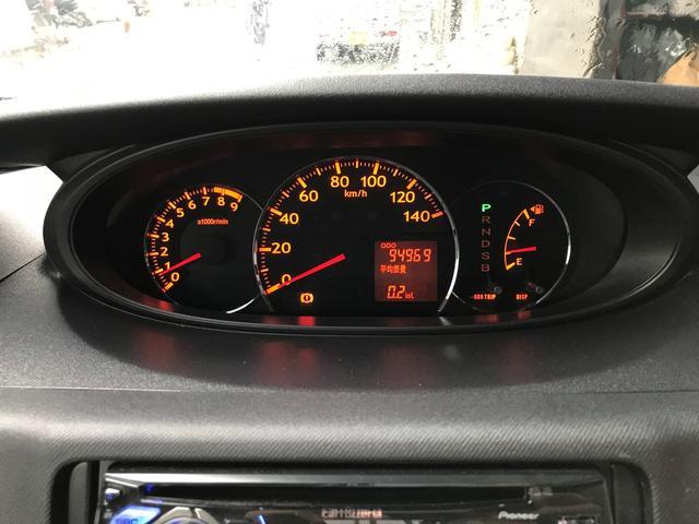 カスタム Xリミテッド 軽自動車 スマートキー CD HID(14枚目)