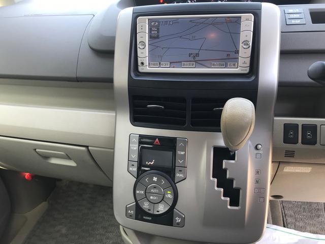 X スマートエディション 後席モニタ 両側電動スライドドア TV ナビ バックカメラ ETC 8名乗り AC オーディオ付 CVT スマートキー ホワイト HID(7枚目)