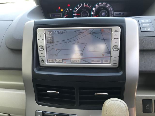 X スマートエディション 後席モニタ 両側電動スライドドア TV ナビ バックカメラ ETC 8名乗り AC オーディオ付 CVT スマートキー ホワイト HID(8枚目)