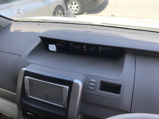 X スマートエディション 後席モニタ 両側電動スライドドア TV ナビ バックカメラ ETC 8名乗り AC オーディオ付 CVT スマートキー ホワイト HID(26枚目)