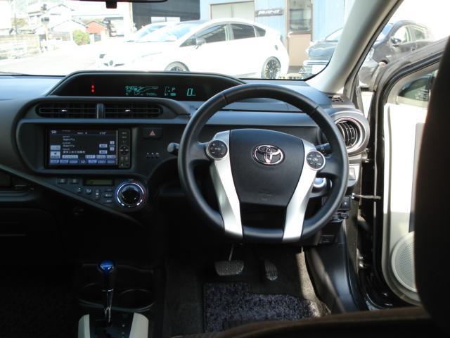 「トヨタ」「アクア」「コンパクトカー」「岡山県」の中古車15