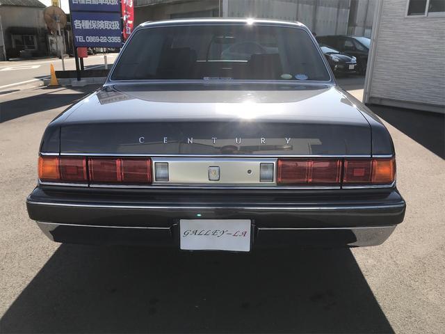「トヨタ」「センチュリー」「セダン」「岡山県」の中古車5