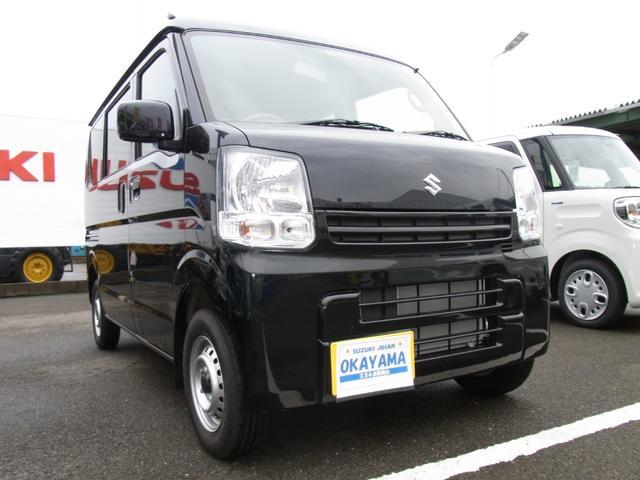 「スズキ」「エブリイ」「コンパクトカー」「岡山県」の中古車3