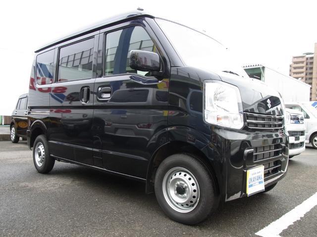 「スズキ」「エブリイ」「コンパクトカー」「岡山県」の中古車4
