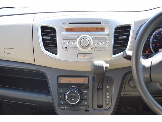 スズキ ワゴンR FX アイドリングストップ オートエアコン キーレス CD