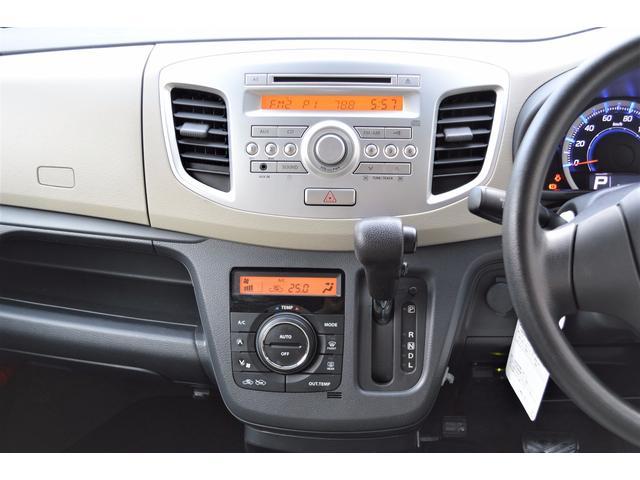 スズキ ワゴンR FX ETC レーダーブレーキサポート CD