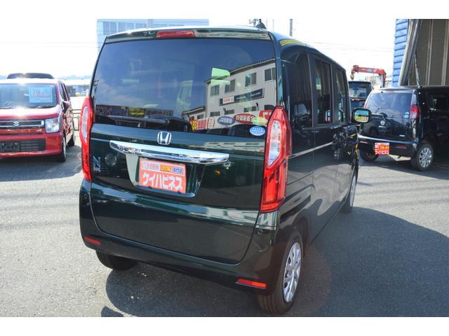 Gホンダセンシング 届出済未使用車 ETC バックカメラ スマートキー 1ヶ月3000km保証(3枚目)