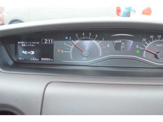 Gホンダセンシング 届出済未使用車 ETC バックカメラ スマートキー 1ヶ月3000km保証(6枚目)