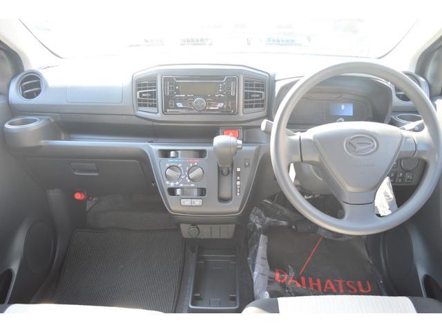 L SAIII 4WD 届出済未使用車 キーレス CD コーナーセンサー アイドリングストップ 1ヶ月3000Km保証(5枚目)