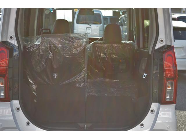 Xセレクション 届出済未使用車 両側スライド片側電動ドア バックカメラ 障害物センサー シートヒーター 衝突被害軽減ブレーキ アイドリングストップ 横滑り防止装置 1ヶ月3000Km保証(8枚目)