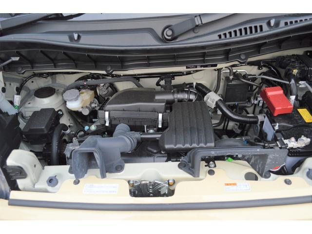 ハイブリッドG 届出済未使用車 障害物センサー 衝突被害軽減ブレーキ アイドリングストップ 盗難防止装置 横滑り防止装置 スマートキー パワーウィンドウ フルフラットシート ベンチシート 1ヶ月3000Km保証(22枚目)