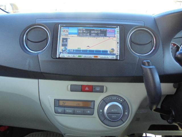 ダイハツ タントエグゼ G HDDナビ スマートキー 社外アルミ ABS ETC
