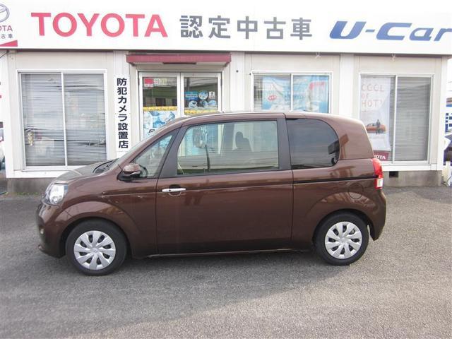 「トヨタ」「ポルテ」「ミニバン・ワンボックス」「鳥取県」の中古車3