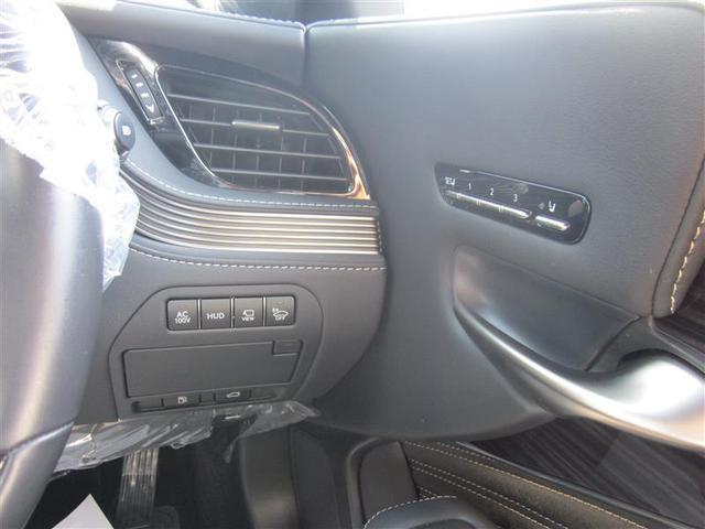 LS500h バージョンL 革シート サンルーフ 4WD フルセグ メモリーナビ バックカメラ 衝突被害軽減システム ETC LEDヘッドランプ(12枚目)