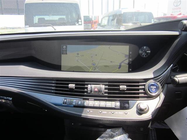LS500h バージョンL 革シート サンルーフ 4WD フルセグ メモリーナビ バックカメラ 衝突被害軽減システム ETC LEDヘッドランプ(14枚目)