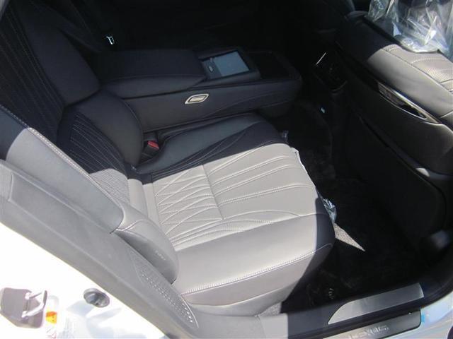 LS500h バージョンL 革シート サンルーフ 4WD フルセグ メモリーナビ バックカメラ 衝突被害軽減システム ETC LEDヘッドランプ(16枚目)