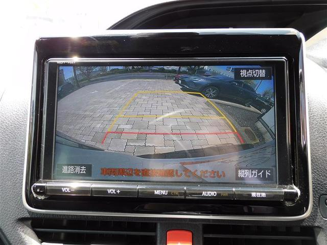 Gi フルセグ メモリーナビ バックカメラ 衝突被害軽減システム ETC 両側電動スライド LEDヘッドランプ 乗車定員8人 3列シート(13枚目)