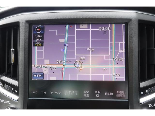 トヨタ クラウンハイブリッド アスリートS Four HDDナビ Bモニター ETC