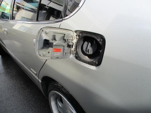 トヨタ アリスト S300ベルテックスエディション 社外18インチ ローダウン