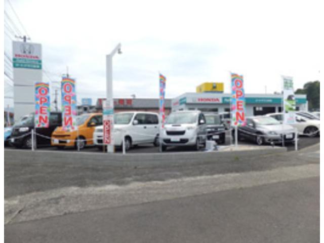 皆様のお車選びに協力させてください!!車買うならホンダオートテラス&オートギャラリーへ!!