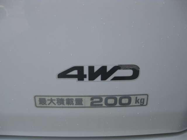 ベースグレード キーレス 4WD(18枚目)
