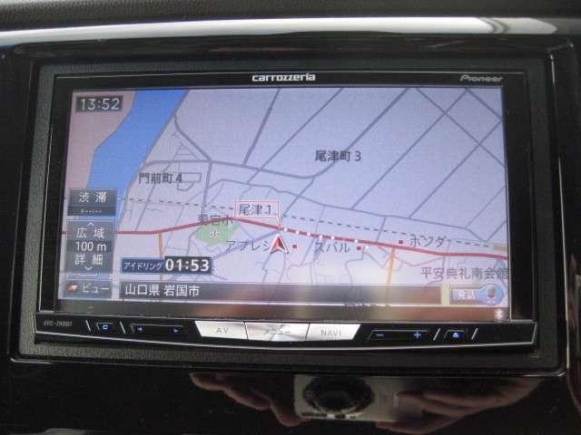 G・Aパッケージ 社外HDDナビ フルセグ バックカメラ(9枚目)