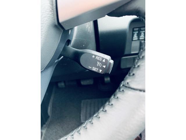 クルーズコントロール付き!高速道路などでの走行の際に便利です!