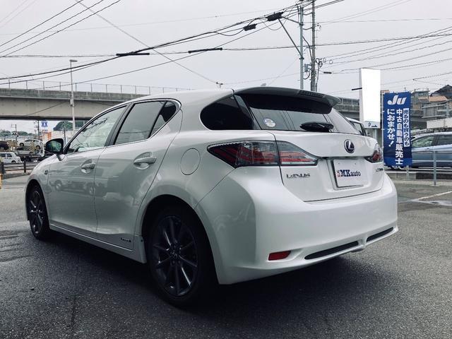 「レクサス」「CT」「コンパクトカー」「山口県」の中古車6