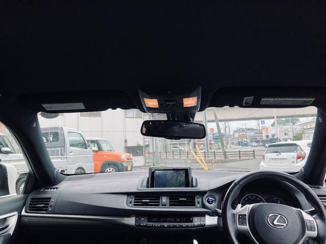 「レクサス」「CT」「コンパクトカー」「山口県」の中古車12