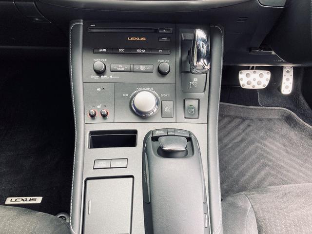 「レクサス」「CT」「コンパクトカー」「山口県」の中古車14