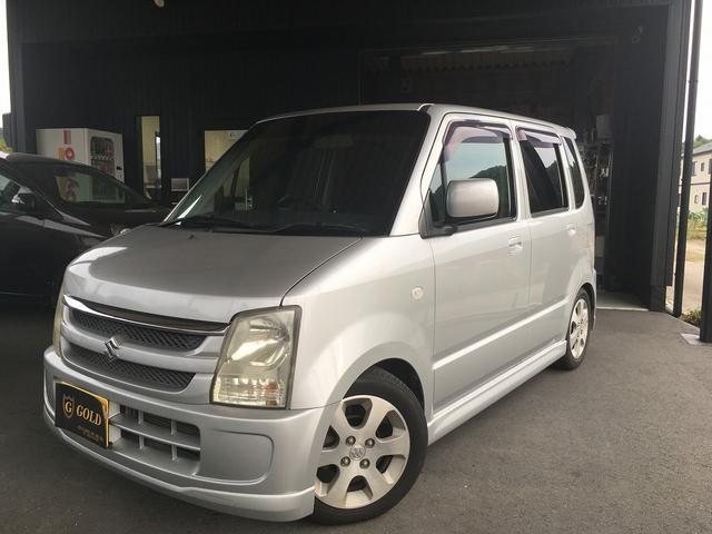 「スズキ」「ワゴンR」「コンパクトカー」「岡山県」の中古車2